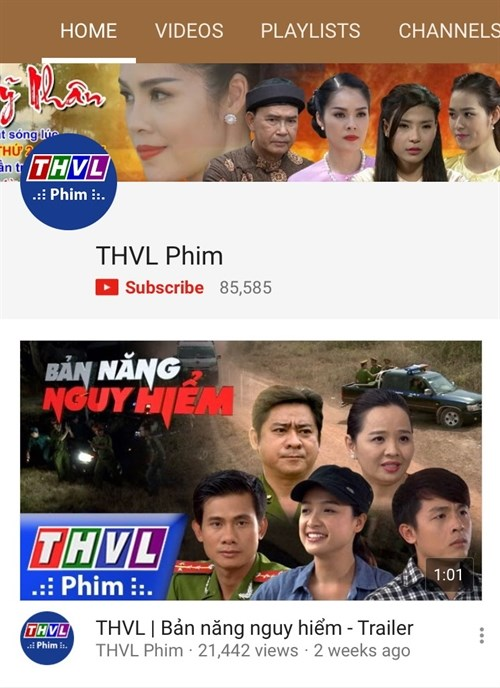 TV stations face YouTube challenge hinh anh 1