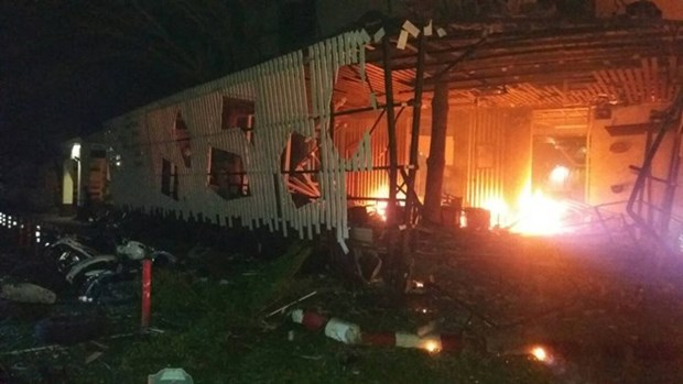 Thailand: Southern bombings kill one, injure 30 others hinh anh 1
