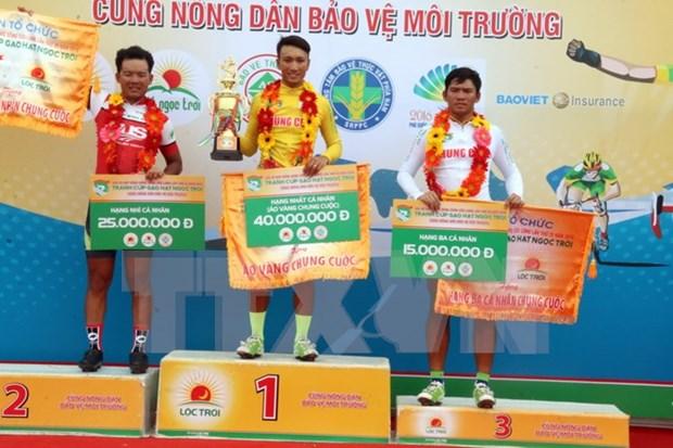 International cycling tournament kicks off in Da Nang hinh anh 1