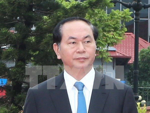 President to pay State visit to Brunei, Singapore hinh anh 1