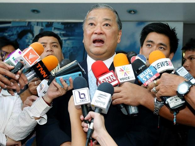Thailand: Bangkok governor suspended hinh anh 1