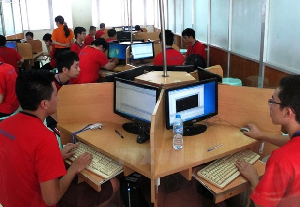 Hanoi listed among 20 most attractive cities in software outsourcing hinh anh 1