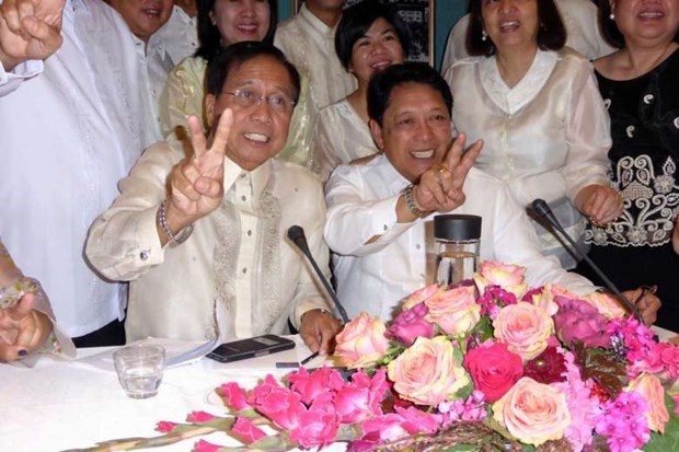 Philippine gov't, NDF ink indefinite ceasefire hinh anh 1