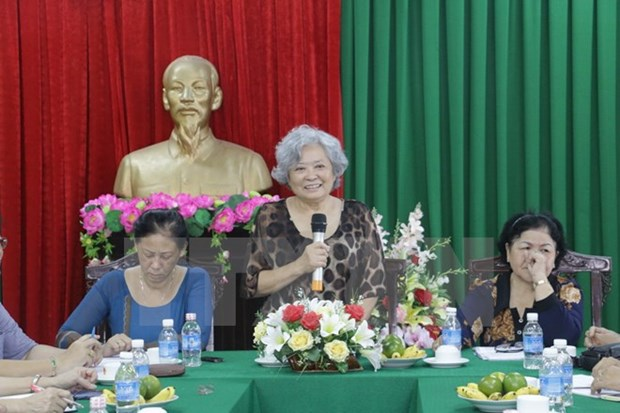 Seminar supports Agent Orange victim in fight for justice hinh anh 1