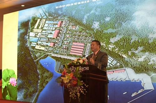 Hoa Sen Group to build giant steel plant hinh anh 1