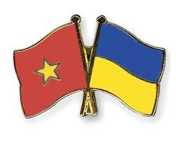 Friendship exchange marks Ukraine's Independence Day hinh anh 1