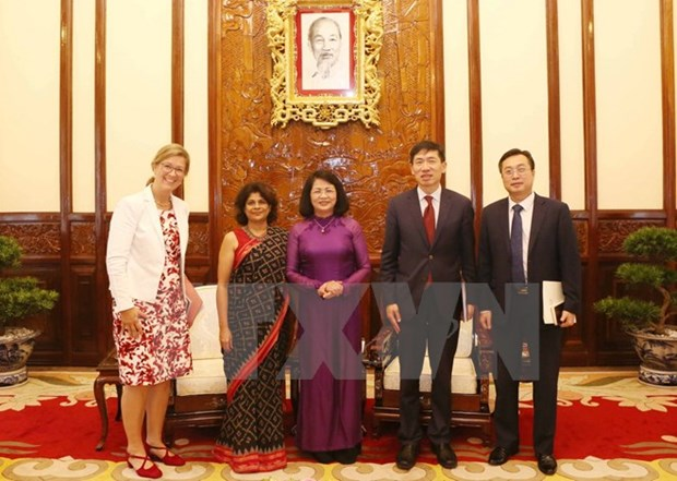Vice President hopes for UN's further support hinh anh 1