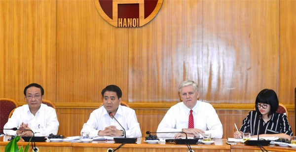 Hanoi to speed up ADB-backed projects hinh anh 1