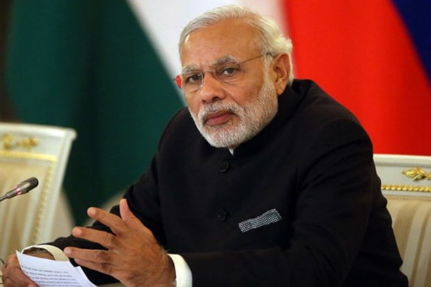 Indian PM's Vietnam visit to push bilateral relations hinh anh 1