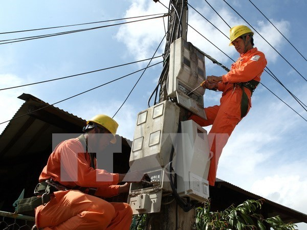 Tra Vinh: Khmer households connected to national grid hinh anh 1