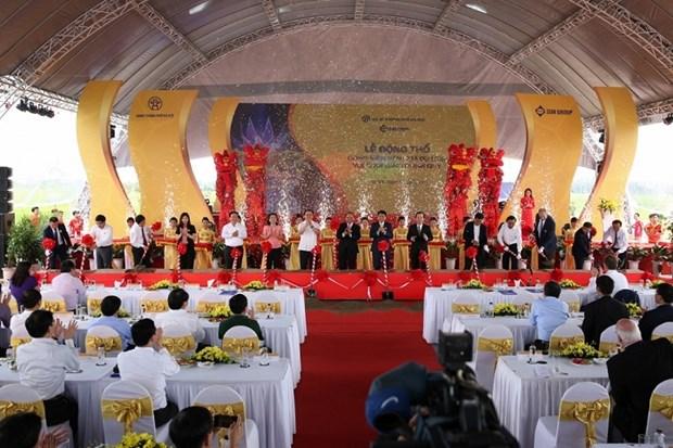 Work starts on Hanoi's Disneyland-like park hinh anh 1