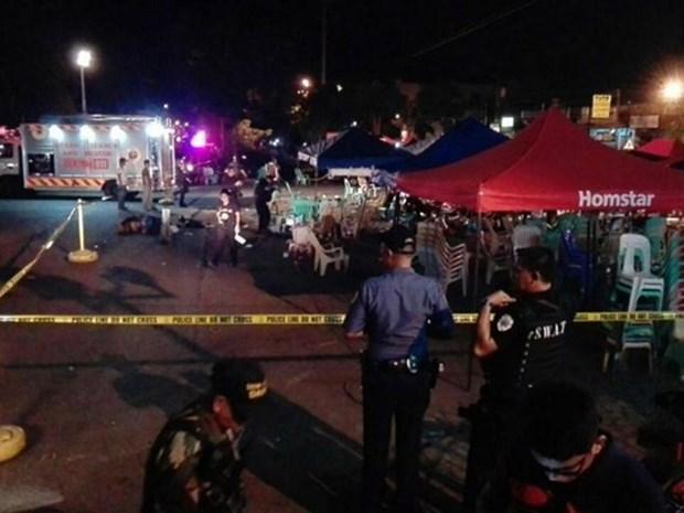Philippines: bomb blast kills at least 14 people hinh anh 1