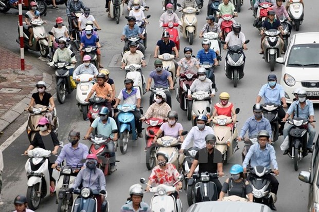 France funds Hanoi's air environment assessment hinh anh 1