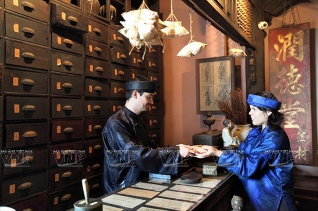 Museum showcases national treasure of traditional medicine hinh anh 1
