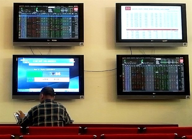 Market mixed on foreign selling hinh anh 1