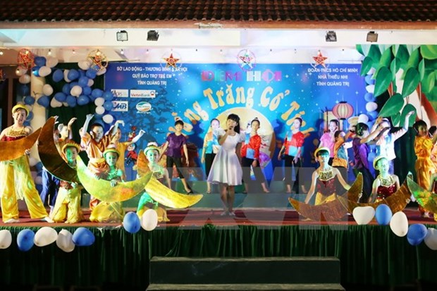 9th Full-Moon Festival to be held in Da Nang hinh anh 1