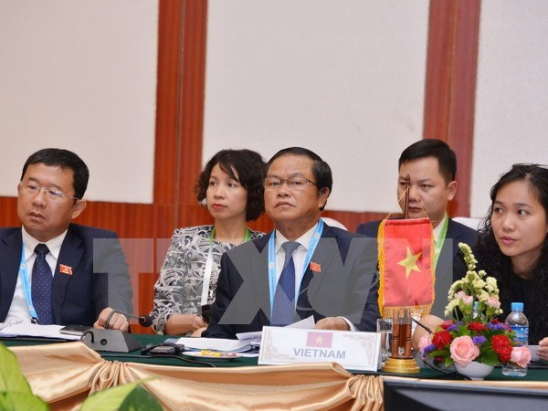 AIPA supports development of ASEAN Community hinh anh 1