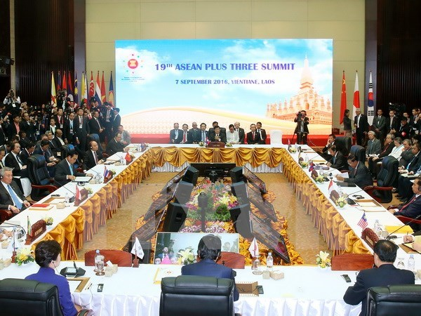 External partners seek stronger cooperation with ASEAN hinh anh 1