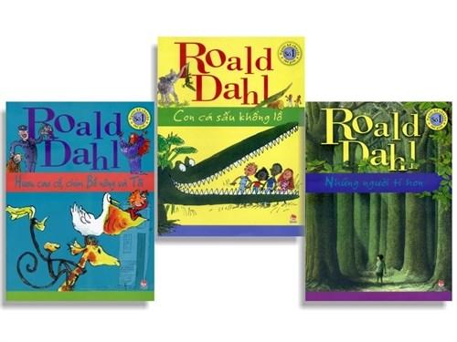 Roald Dahl books inspire Vietnamese kids hinh anh 1
