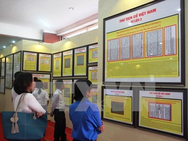 Hoang Sa, Truong Sa exhibition held in Binh Thuan hinh anh 1