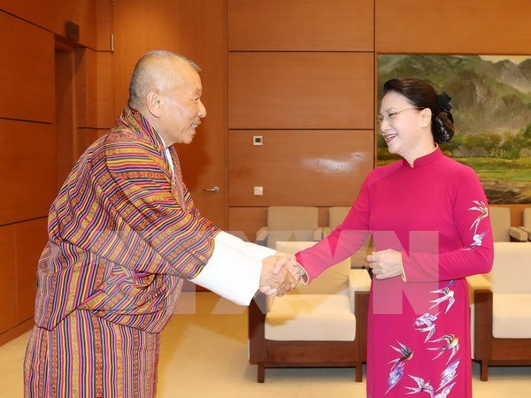 Vietnam, Bhutan enjoy firm basis for stronger relations hinh anh 1