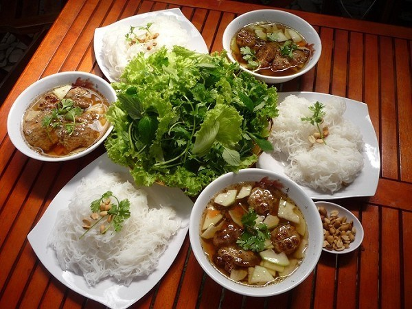 Board set up to canvass for cuisine promotion association hinh anh 1