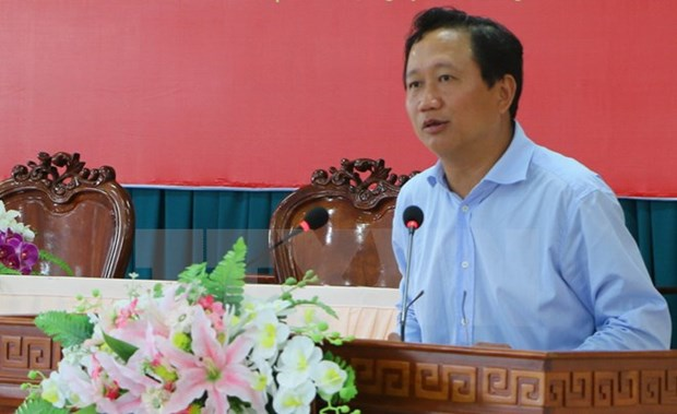 Trinh Xuan Thanh expelled from Party hinh anh 1
