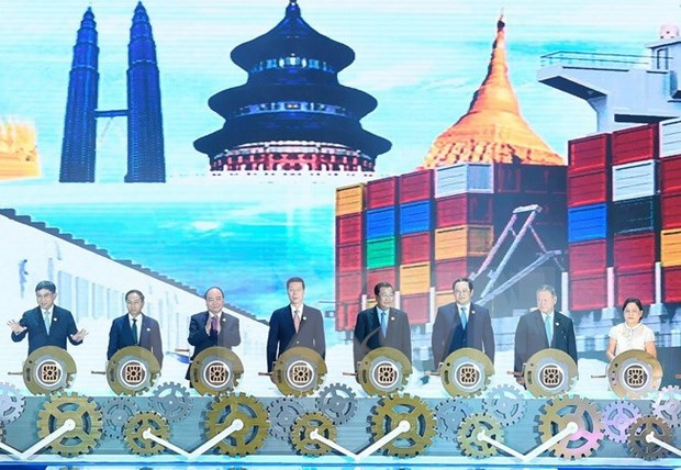 China-ASEAN expo opens in Nanning hinh anh 1