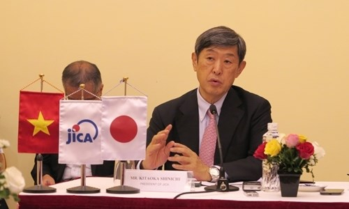 Japan to continue ODA support to Vietnam hinh anh 1