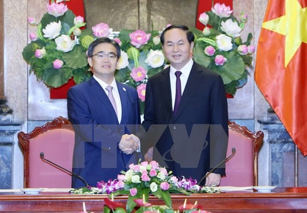 President asks for more Japanese investment in Vietnam hinh anh 1