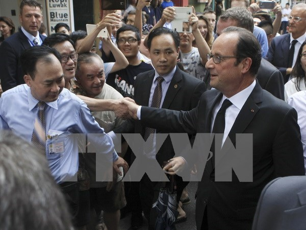 French media highlight Vietnam's economic development hinh anh 1