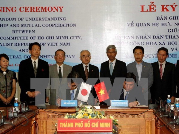 HCM City, Japan's Aichi prefecture foster ties hinh anh 1