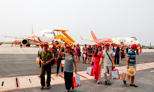 Vietjet sells 600,000 promotional tickets hinh anh 1