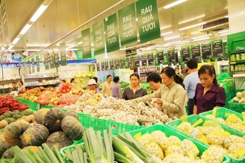 Vietnam's retail sales to top 179 billion USD by 2020 hinh anh 1
