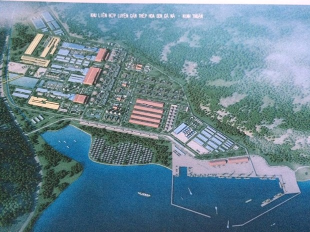 MoIT will supervise 10.6 billion USD steel project hinh anh 1