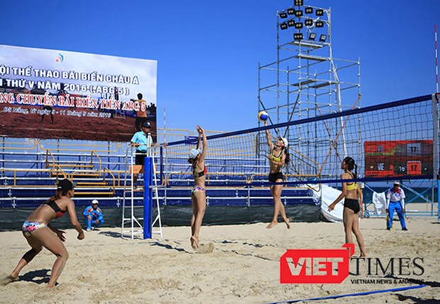 Supporting activities to add vitality to Asian Beach Games hinh anh 1