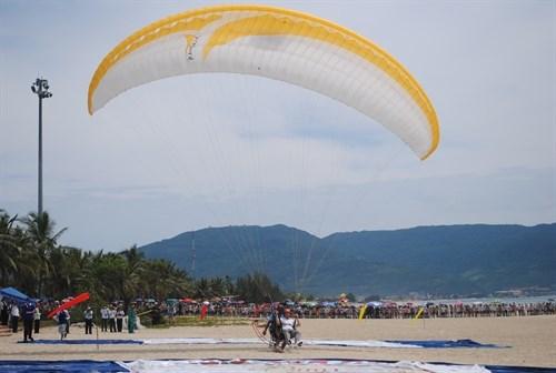 Da Nang gears up for beach games hinh anh 1