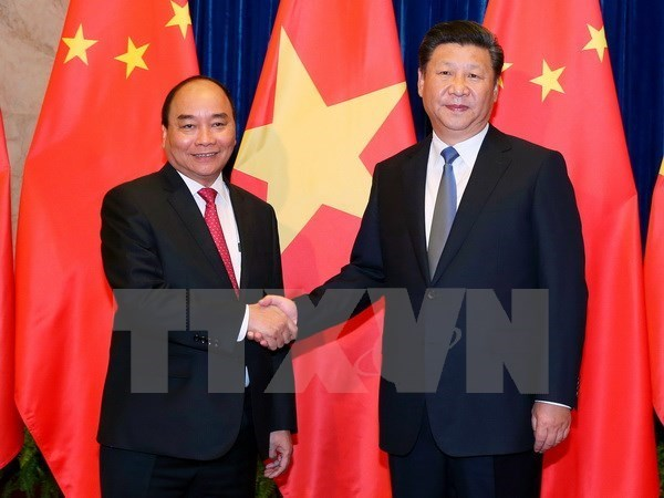 Chinese media highlights Prime Minister Nguyen Xuan Phuc's visit hinh anh 1