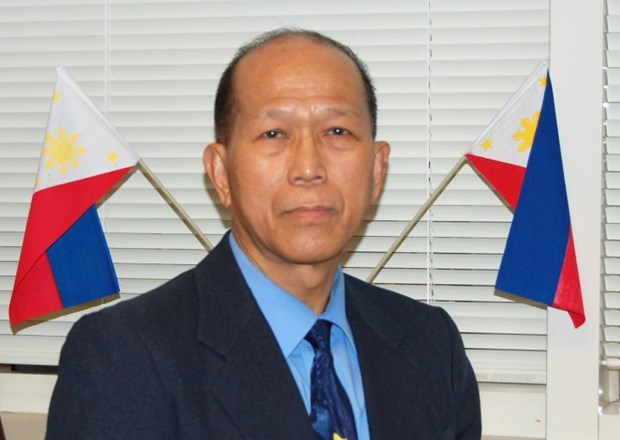 Philippines to maintain status quo in East Sea hinh anh 1