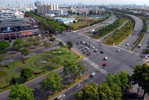 Smart traffic system proposed for HCM City streets hinh anh 1