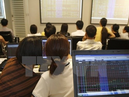 Stock market: early gains lost on foreign selling hinh anh 1