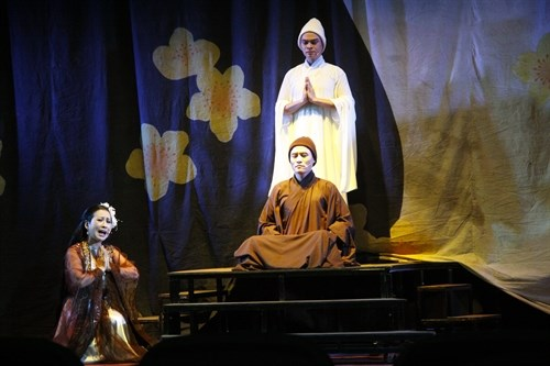 Vietnam's cai luong to debut at theatre festival hinh anh 1