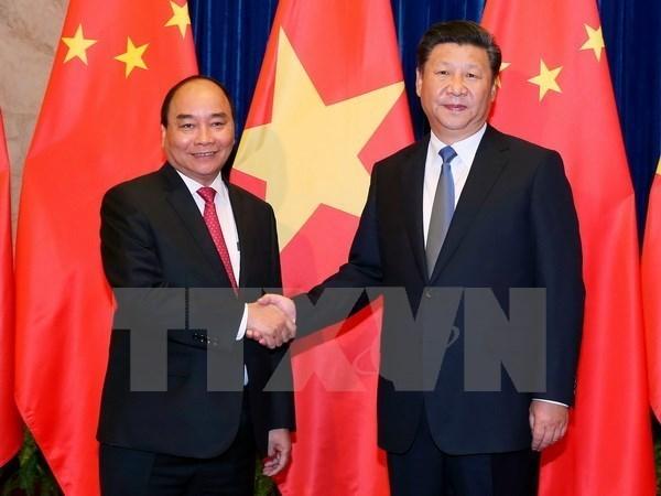 PM's China visit gives new impetus to bilateral ties hinh anh 1