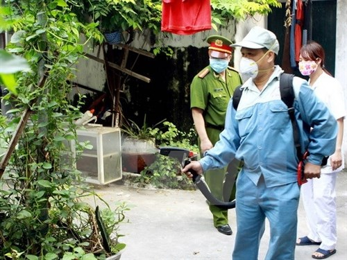 Hanoi launches campaign against dengue, Zika virus hinh anh 1