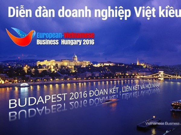 Vietnamese businesses in Europe meet in Hungary hinh anh 1
