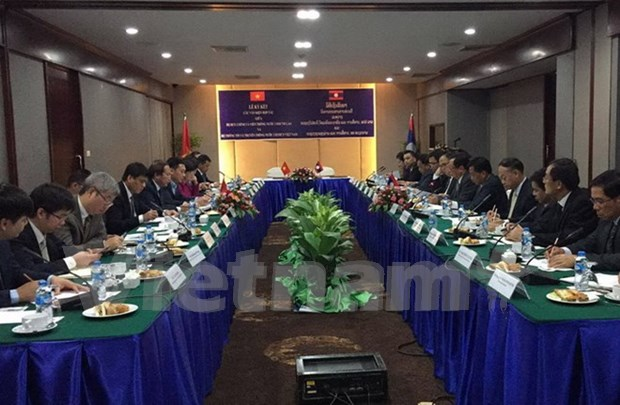 Vietnam, Laos foster cooperation in information security hinh anh 1