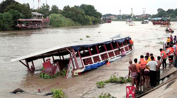 Thailand: Death toll of boat accident climbs to 29 hinh anh 1