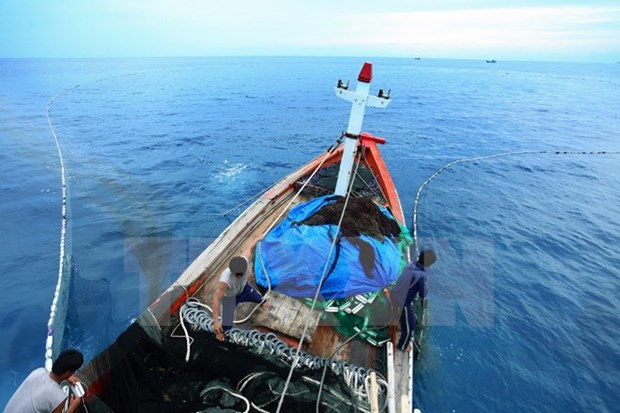 Vietnam, China agree to boost cooperation in maritime issues hinh anh 1
