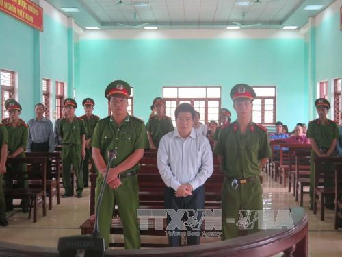 Capital punishment inflicted on drug baron, eight accomplices hinh anh 1
