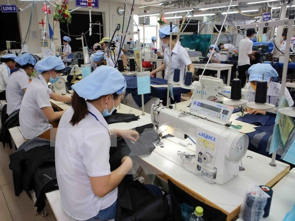 RoK textile firm starts operation in Ben Tre hinh anh 1